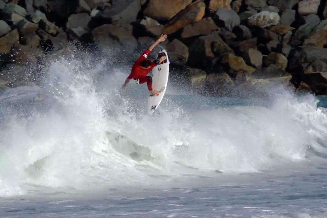 Vidéo de surf en Australie