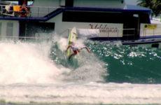 Vidéo surf de Charly Martin en Indonésie