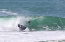 Vidéo de surf de l'équipe Monster Energy surf